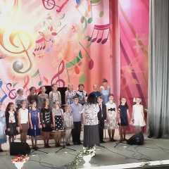 Концерт для воспитанников детских садов города